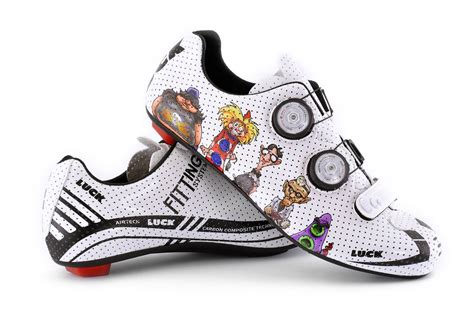 Decorate Your Bike Udesign Luck Cycling Shoes