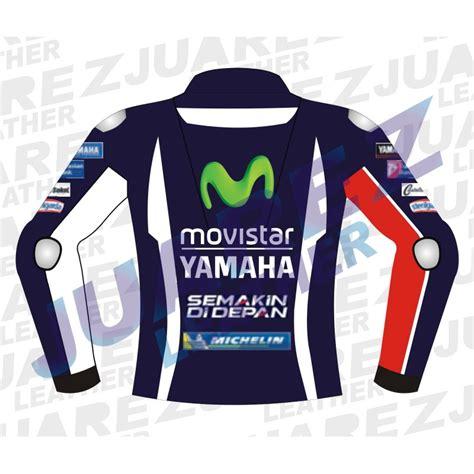 Jaket Motogp Jorge Lorenzo 99 motogp 2016 movistar yamaha jorge lorenzo leather jacket