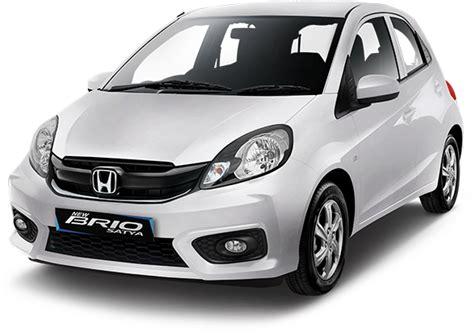 Emblem Honda Brio Satya new honda brio palembang dealer resmi mobil honda