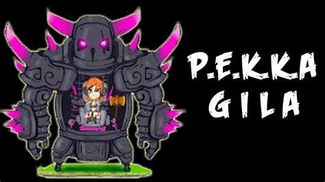 Coc Pekka Level6 momen coc lucu pekka level 6 max sudah gila clash of