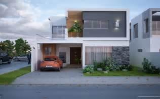 Home Design Story Blog Modern Model House Iqbaals Engineering Amp Interior