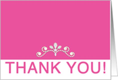 thank you card for bridal shower hostess thank you cards for host from greeting card universe