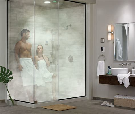 Home Steam Shower by Steamist Totalsense Home Spa System Bathroom Other