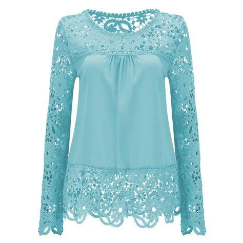 lztlylzt 2016 shirts blouses lace renda floral