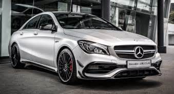 Mercedes Amg Mercedes Facelift Launched In M Sia Cla200