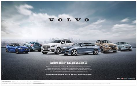 car ads 2017 vovlo cars swedish luxury has a new address ad advert