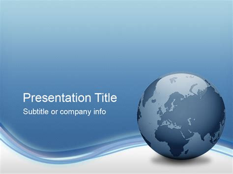 free business powerpoint template this is a recommended website that we are introducing