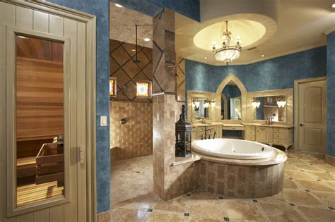 Mediterranean Bathroom Design Bath Rooms
