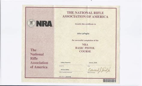 nra certificate template living like a quot quot in quot germany quot or being quot excluded