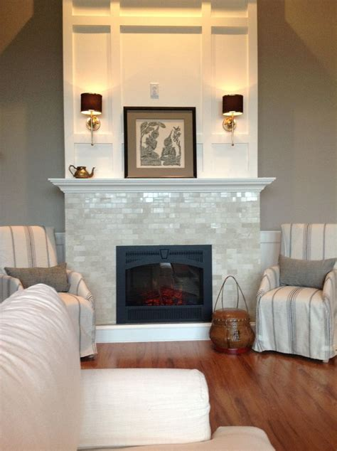 Lights Around Fireplace by Lighting Fireplace Fireplace Tiles And Styles