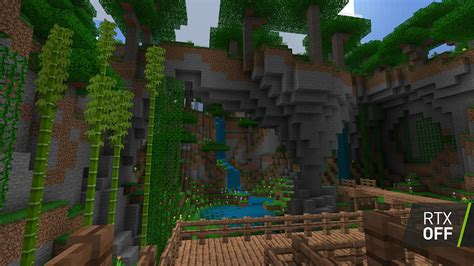 minecraft  receive  nvidia rtx ray tracing update