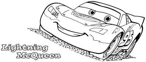 printable coloring pages lightning mcqueen 7 best images of cars coloring pages printable