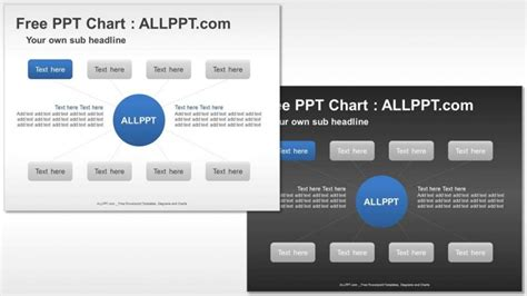 powerpoint templates free relationship butterfly relationship ppt diagrams download free