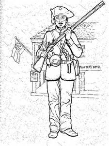 civil war confederate uniforms coloring pages coloring pages