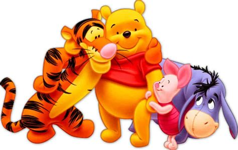 Sprei Winnie The Pooh anda penggemar tokoh kartun pooh beli juga sprei katun