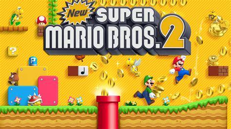 S Bros 2 scully reviews new mario bros 2