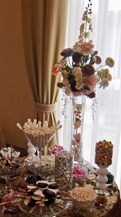black and gold buffet ls 7 best pink and gold candy buffet images on pinterest