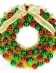 bauble wreath bauble wreath 28 images wreath bauble d i y