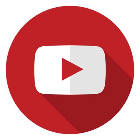 youtube icon logo transparent png svg vector file