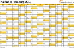 Kalender 2018 Zum Ausdrucken Mit Ferien Hamburg Feiertage 2018 Hamburg Kalender