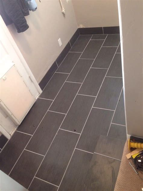linoleum flooring laundry room   Bathroom Remodel