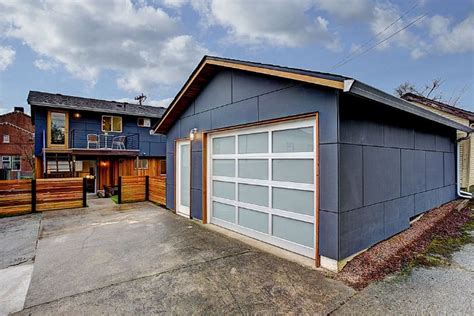 Backyard Garage by Backyard Garage And Fence Architecture Design