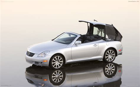2009 lexus sc 430 widescreen car picture 07 of 54