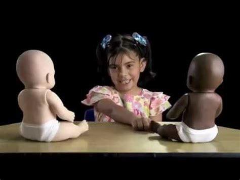 black doll white doll test racismo infantil los protocolos de ca 237 n implantados en