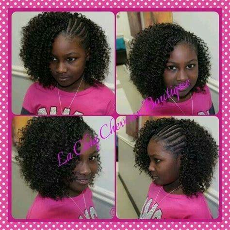 little moe hair style best 25 crochet braids for kids ideas on pinterest