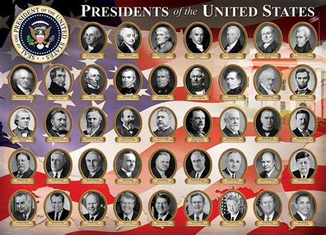 presidents of the united states presidents of the united states small box jigsaw puzzle