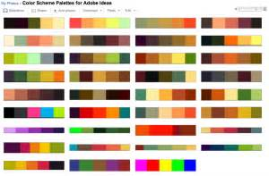 color theme ideas 35 color themes for adobe ideas djchuang com