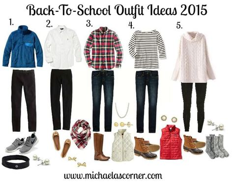 25 best ideas about fall school outfits on pinterest 29 best images about back to school fashion on pinterest