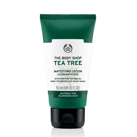 Harga The Shop Tea Tree Mask the shop tea tree lotion 50ml elevenia