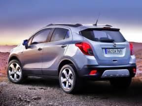Opel Suv Mokka Mokka Il Nuovo Suv Compatto Della Opel