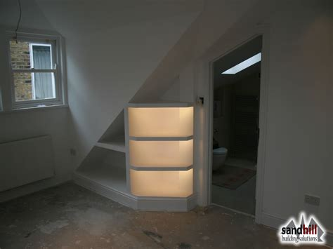 Loft Bedroom Ensuite Loft Conversion Bedroom With Ensuite Putney Sw15