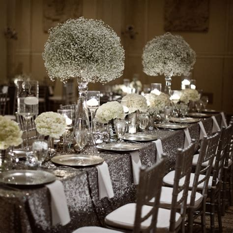 winter wedding sparkle zest floral and event design 50th birthday ideas