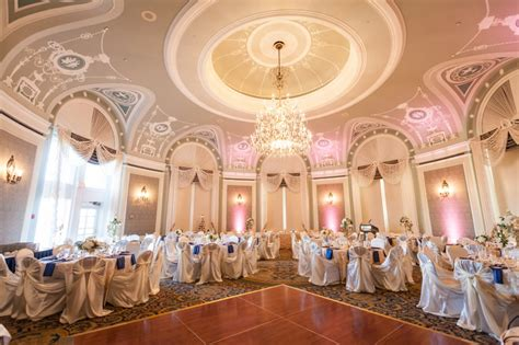 Wedding Ceremony Venues Edmonton by Indoor Edmonton Wedding Reception Venues Blue