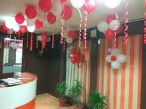 Balloon Decoration At Home by Top 11 Birthday Decorators In Noida Best Birthday