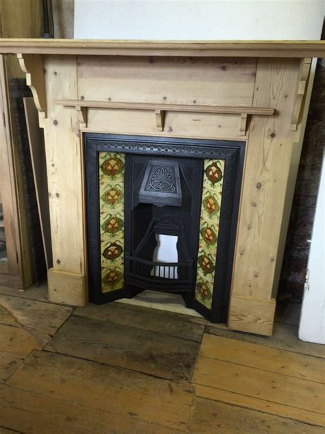 Reclaimed Fireplace by Reclaimed Cast Iron Fireplace Hshire Period