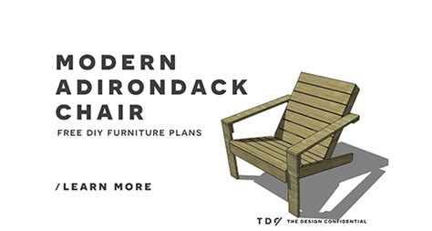 free diy furniture plans to build an mid century modern credenza the design confidential free diy furniture plans how to build an outdoor modern