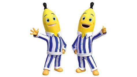 bananas in pajamas wallpaper bananas in pyjamas 2011 b1 and b2 full hd wallpaper and