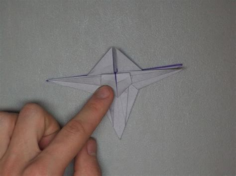 origami starfighter how to make an origami wars x wing starfighter from