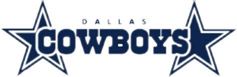 dallas cowboys clipart text dallas cowboys text