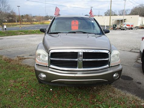 2005 dodge durango for sale by owner in covington ga 30014