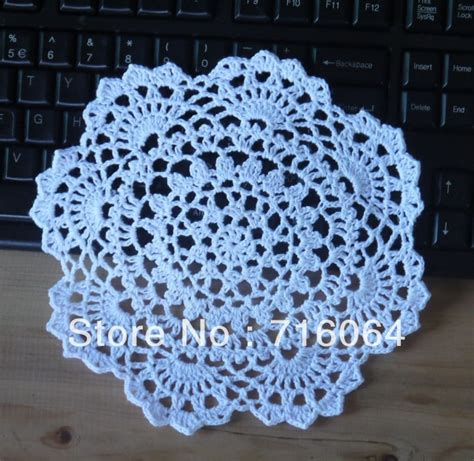 crochet doilies pattern free decorate your home with free crochet doily patterns