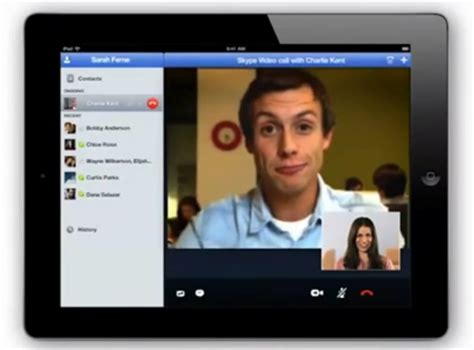 skype app finally coming to the ipad? check out this