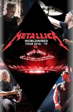 metallica june 2019 worldwired tour wikipedia