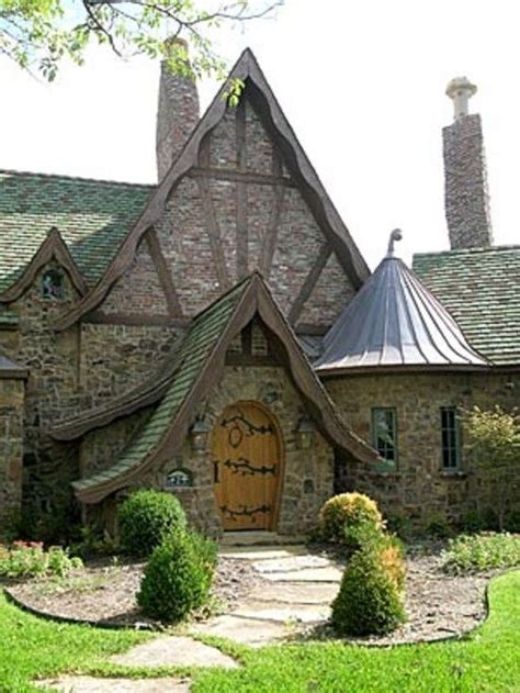 30 storybook small cottages stolen from tales