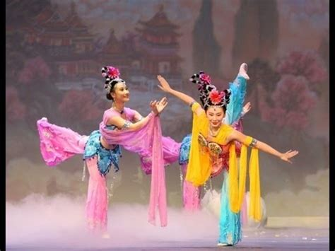chinese dance styles 40 best spring showcase 2013 what a wonderful world