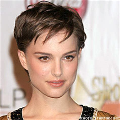 hairstyles for thin scanty hair short pixie hairstyles ideas for 2010 millenium